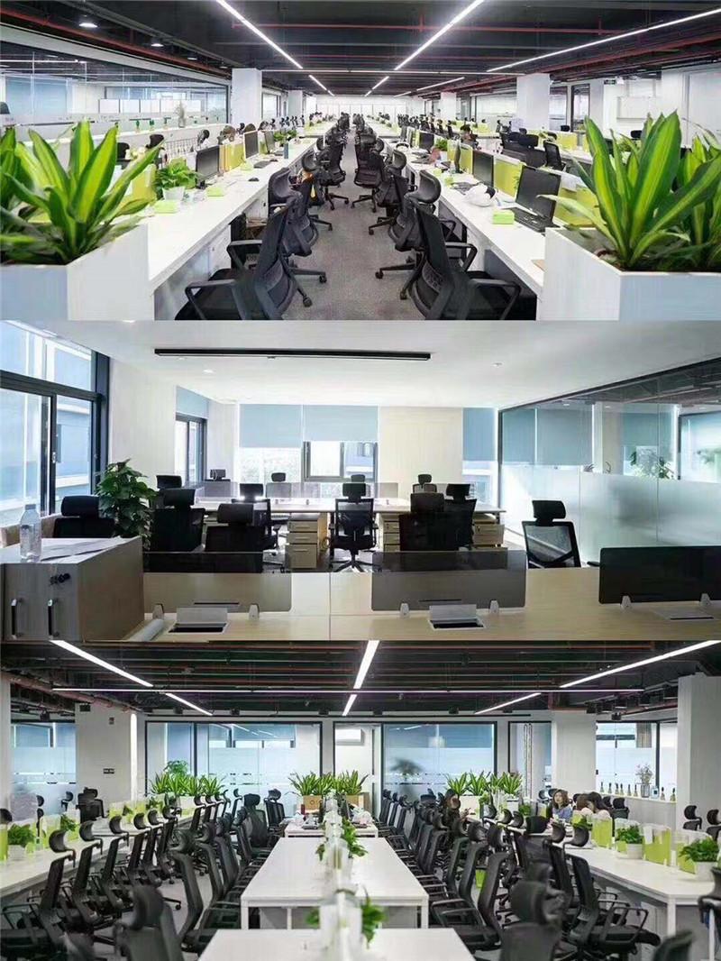 优客工场办公区域