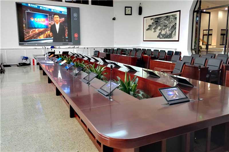 会议室应用二维码门禁