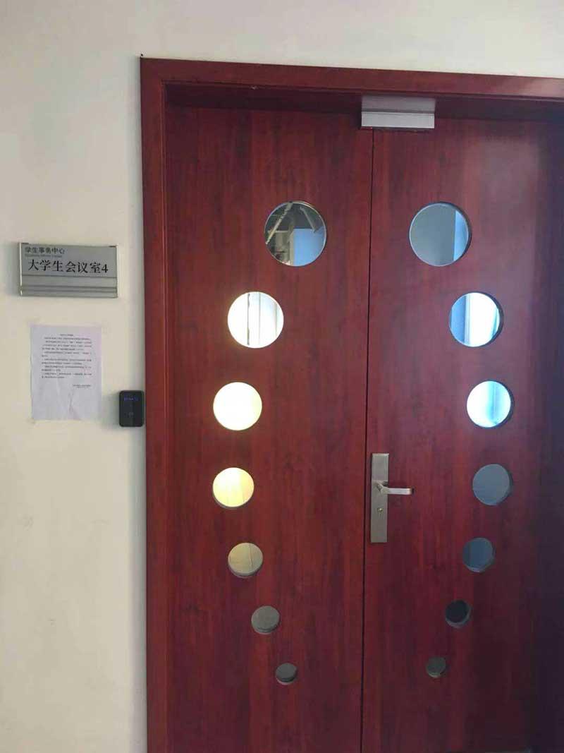 大学会议室案例